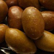 Plum olives