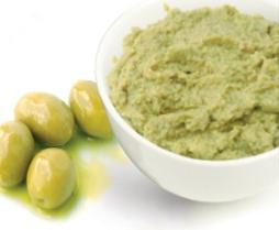 Imagini pentru green olive paste with feta