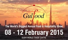 Gulfood 2015 logo city